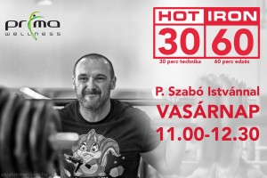 Hot Iron 3060Vasarnap Prima copy